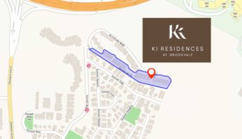 Ki-Residence-Location-Map